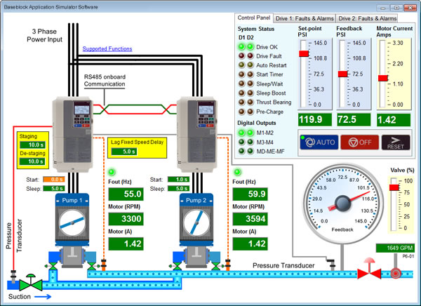 baseblock software llc software for the motor control